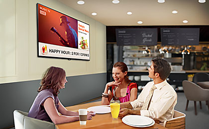 Digital Signage_restaurant